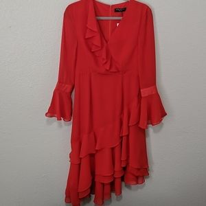 Few Moda Ruffled Dress